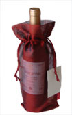 Wine Bag Translucent Tissue 10 pieces